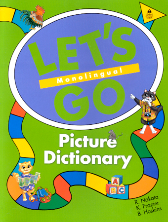 [행사]Let's Go Picture Dictionary  Monolingual