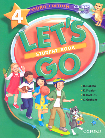 [행사]Let's Go 4 Student's Book With CD-ROM [3rd Edition]