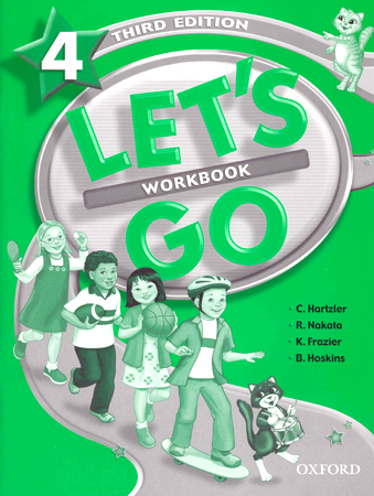 [행사]Let's Go 4 Workbook [3rd Edition]