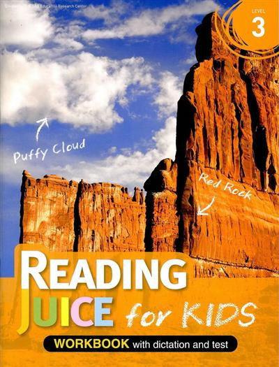 Reading Juice for Kids 3 Workbook