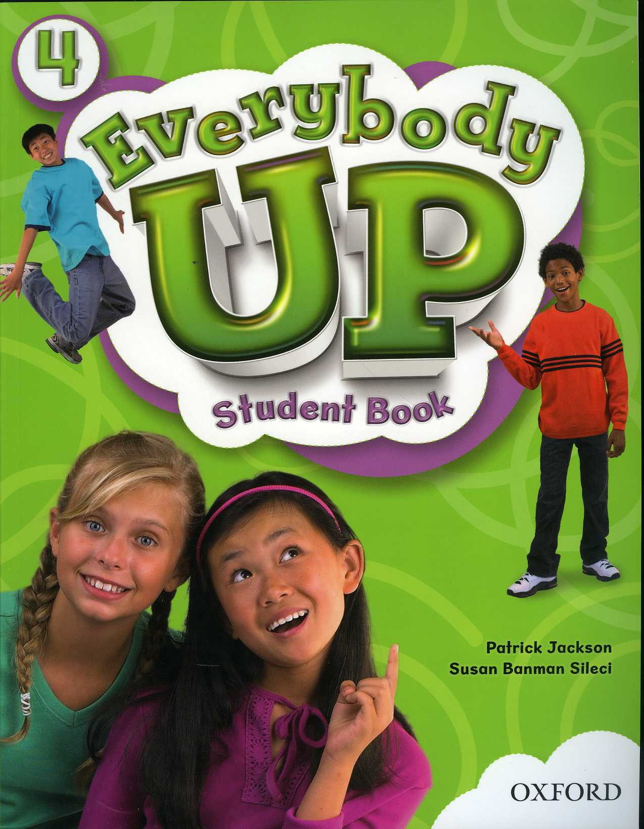 Everybody Up 4 Student's Book