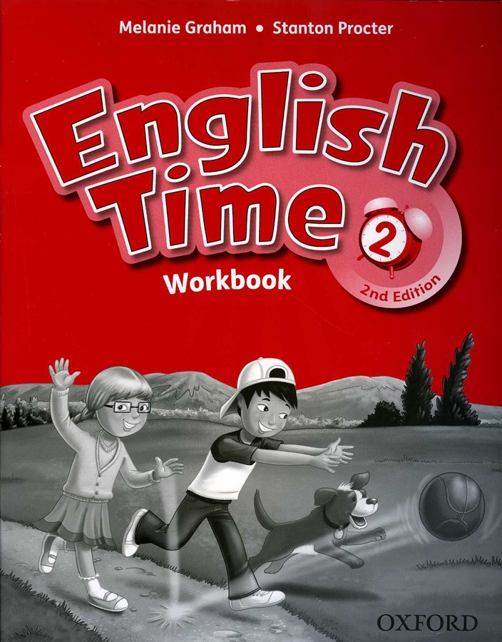 English Time 2 Workbook [2nd Edition]