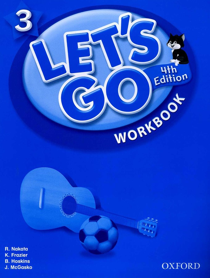 [행사]Let's Go 3 Workbook [4th Edition]
