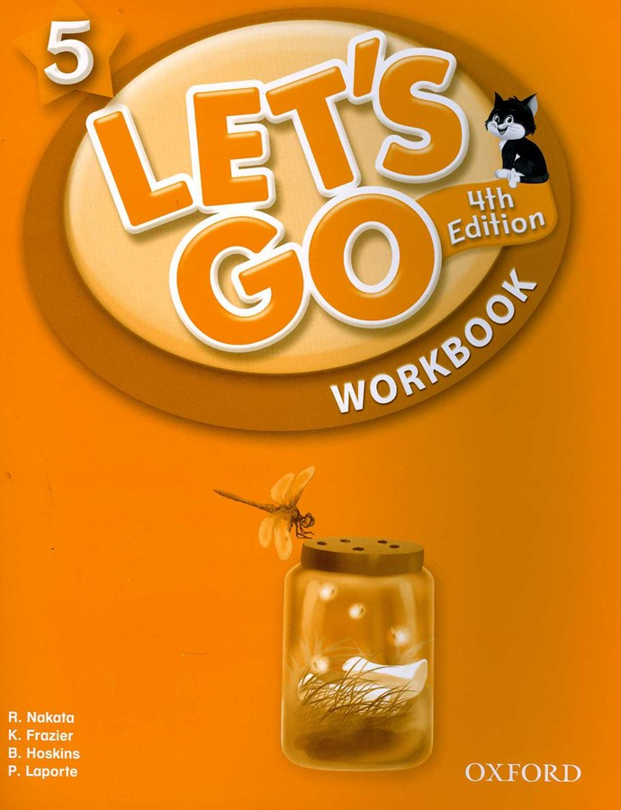 [행사]Let's Go 5 Workbook [4th Edition]