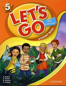 [행사]Let's Go 5 Student's Book [4th Edition]