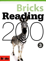 Bricks Reading 200 #3 Student's Book with Workbook + Multimedia CD