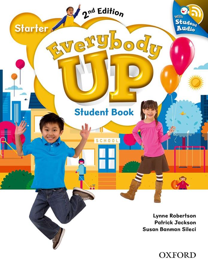 [행사]Everybody Up Starter Student's Book [2nd Edition]