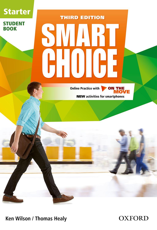 [행사]Smart Choice Starter Student Book: Online Practice with On the Move [3rd Edition]