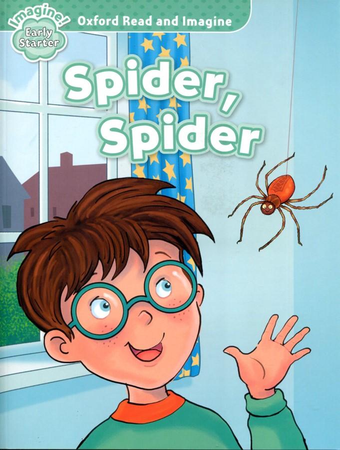 [행사]Oxford Read and Imagine Early Starter: Spider, Spider