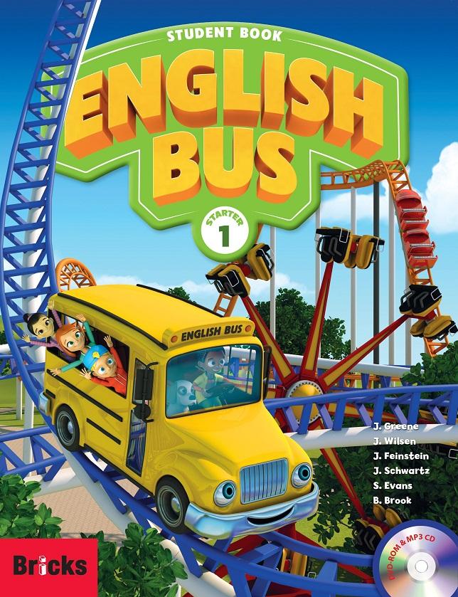 English Bus Starter 1 SB(+CD2)