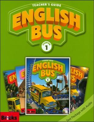English Bus Starter 1 TG(+CD)