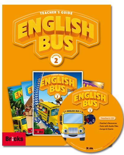English Bus Starter 2 TG(+CD)