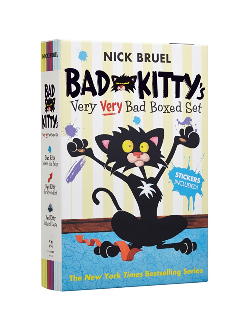 Bad Kitty's Very Very Bad Boxed Set (#2)
