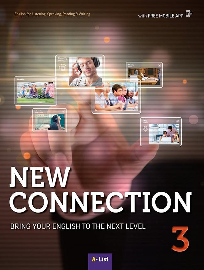 [행사]New Connection 3 Student Book with Digital CD & Free Mobile App