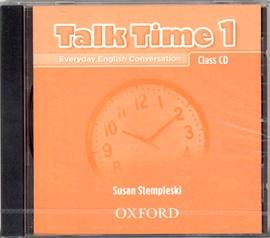 Talk Time 1 Audio CD