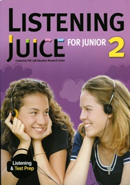 Listening Juice For Junior 2 Student's Book with Script & Answer Key