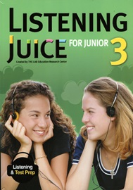 Listening Juice For Junior 3 Student's Book with Script & Answer Key