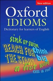 Oxford Idioms Dictionary for Learners of English (옥스포드 숙어 학습 사전) [ 2nd Edition ]