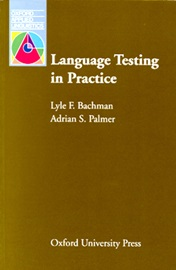 Oxford Applied Linguistics Language Testing In Practice
