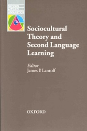 Oxford Applied Linguistics Sociocultural Theory And Second Language Learning