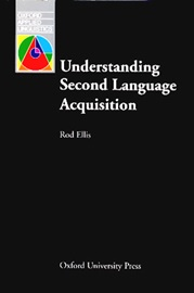 Oxford Applied Linguistics Understanding Second Language Acquisition