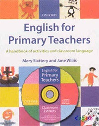 English For Primary Teachers With CD