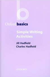 Oxford Basics Simple Writing Activities