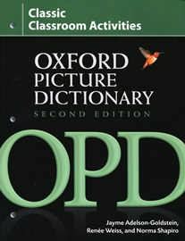 [NEW]Oxford Picture Dictionary Classic Classroom Activities [2nd Edition]