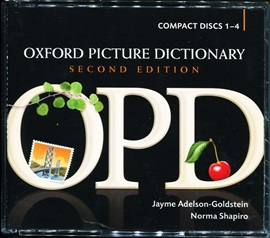 [NEW] Oxford Picture Dictionary Audio CD [2nd Edition]