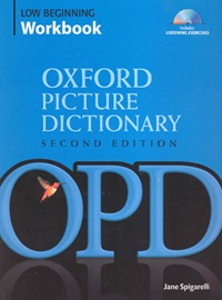 [NEW]Oxford Picture Dictionary Low Beginnig Workbook with Listening Exercise CD [2nd Edition]