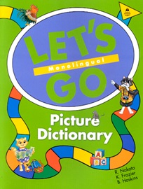 Let's Go Picture Dictionary (Mono)