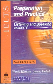 IELTS Preparation And Practice Listening And Speaking Tape