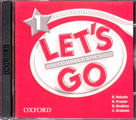 Let's Go 1 CD (2) [3rd Edition]