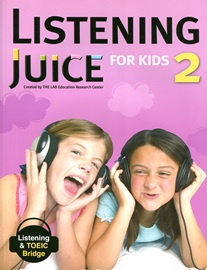 Listening Juice For Kids 2 Student's Book