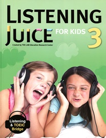Listening Juice For Kids 3 Student's Book