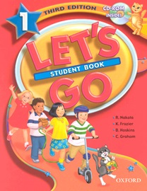Let's Go 1 Student's book with CD-Rom [3rd Edition]