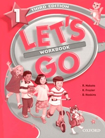 Let's Go 1 Workbook [3rd Edition]
