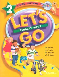 Let's Go 2 Student's book with CD-Rom [3rd Edition]