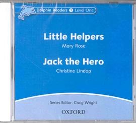 Dolphin Readers 1 Little Helpers & Jack The Hero Audio CD