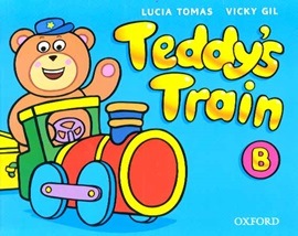 Teddy's Train B Activity Book