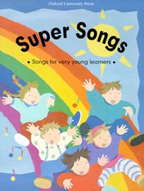 Super Songs Pack (Book & Tape)