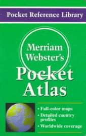 [행사]Merriam-Webster's Pocket Atlas