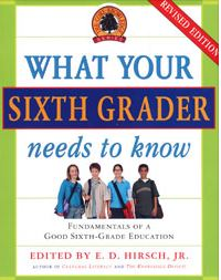 What Your 6th Grader Needs To Know [ Paperback ]