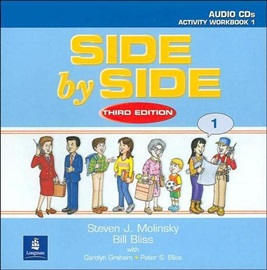 New Side By Side 1 Activity Book Audio CD