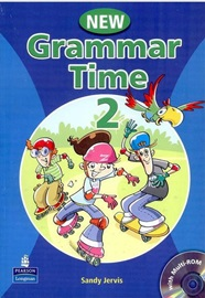 New Grammar Time 2 Student's Book with CD-Rom