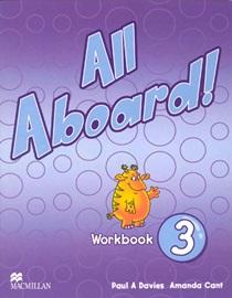 All Aboard! 3 Workbook