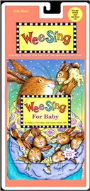 Wee Sing For Baby [ 악보집 + 오디오 CD ]