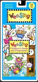 Wee Sing Children's Songs And Fingerplays [ 악보집 + 오디오 CD ]