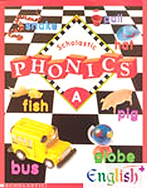 Scholastic Phonics A Workbook
