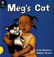 LIGHTHOUSE Yellow 8:Meg's Cat